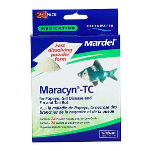 Fish Medication - Mardel Tetracycline